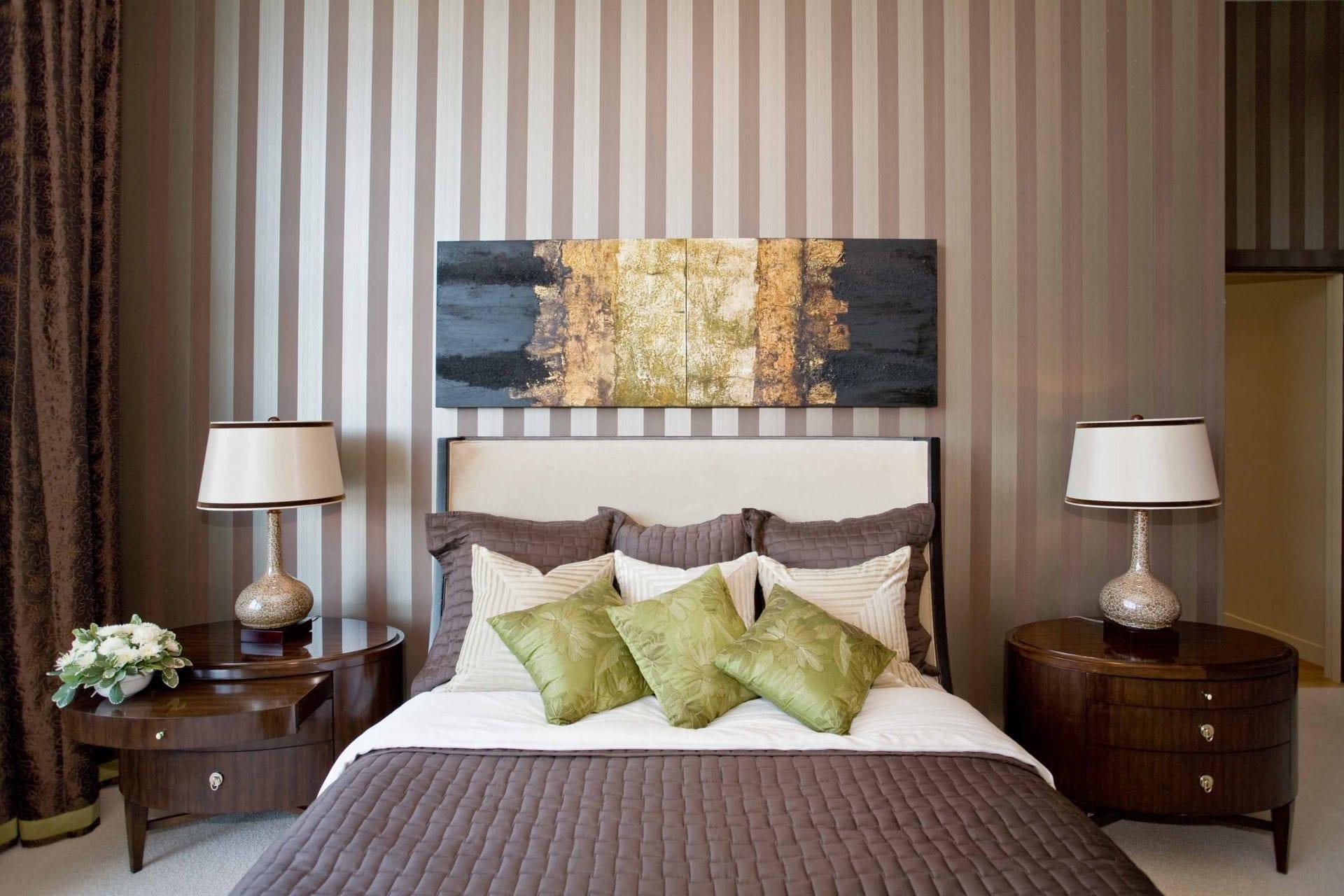 Award Winning Master Bedroom