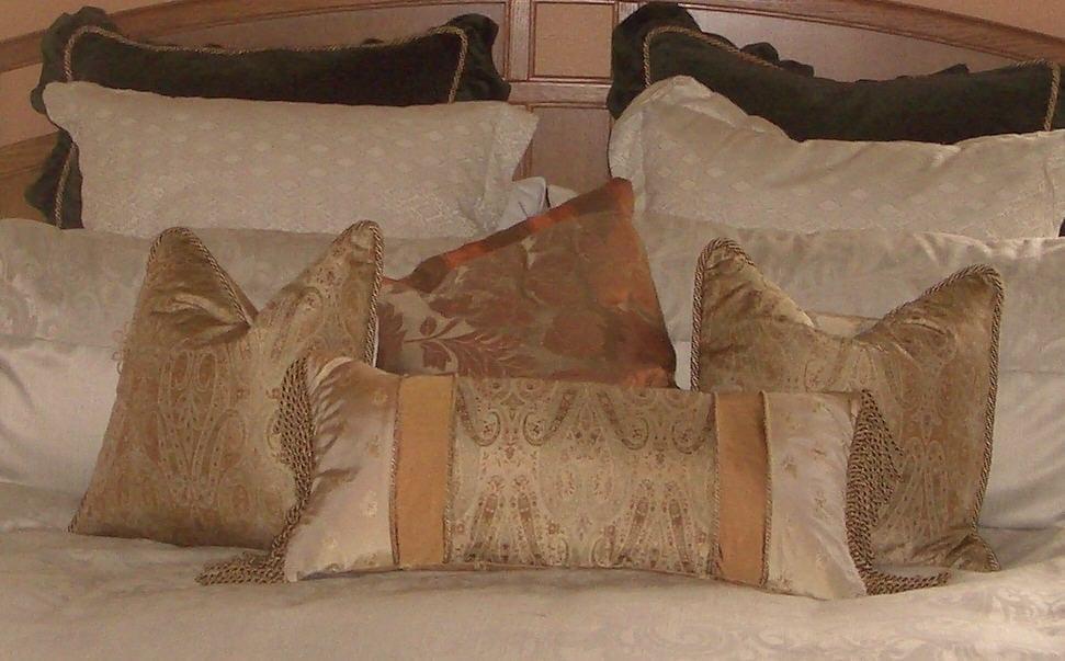 pederson pillows