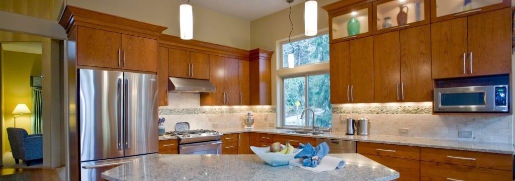 Updated Kitchen, Universally Designed